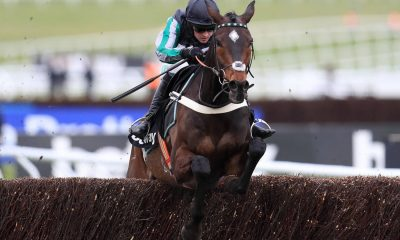 Altior and Nico De Boinville win at Cheltenham